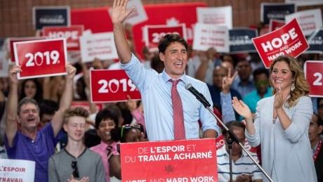 Trudeau Nomination 20180819