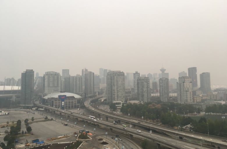 Metro Vancouver Air Quality Moves To Highest Risk, Levels Worse Than Delhi