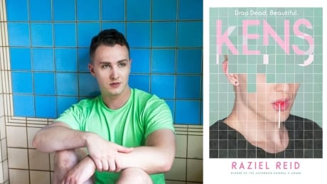Barbie boy in a Barbie world: New teen novel reflects gay teens' high school hardships