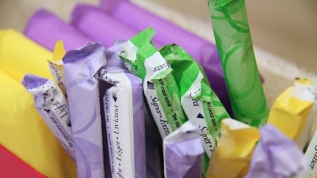 Victoria to offer free menstrual products at city hall, fitness centre washrooms