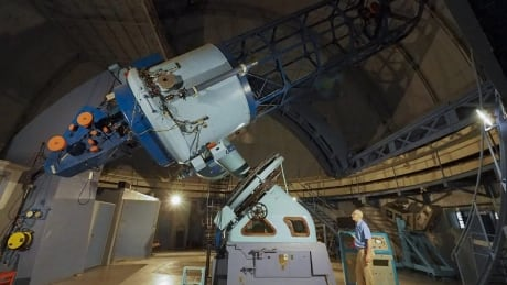 This Ontario city wants you to visit Canadas largest telescope