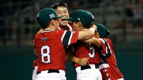 'This is why we play the game': Canada stuns Mexico at Little League World Series