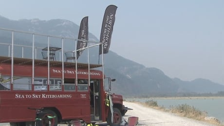 Wildfire smoke not so hot for tourism businesses on B.C.'s South Coast