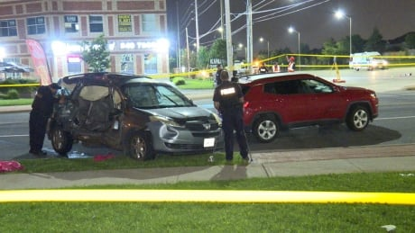 Brampton crash