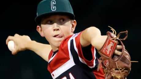 B.C. kids staying classy, keeping cool under pressure at Little League World Series