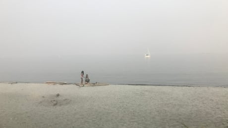 As B.C. burns, air quality remains poor for much of province, including Metro Vancouver