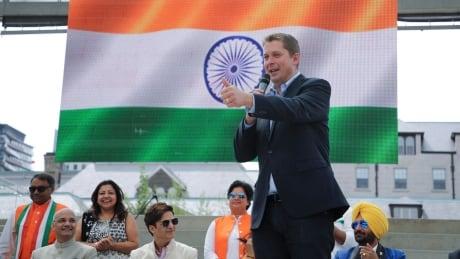 Andrew Scheer going to India