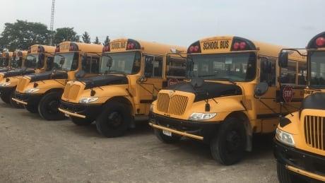 School bus London Ontario