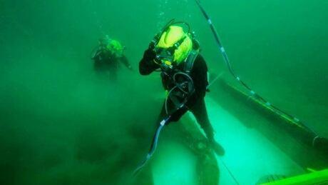 Avro Arrow Dive Team Aug. 13, 2018