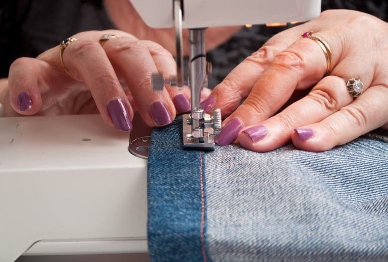 Why fixing your clothes is good for the planet | CBC News