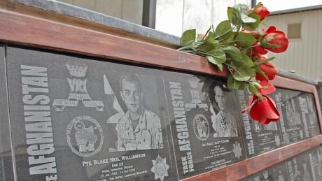 Kandahar Cenotaph