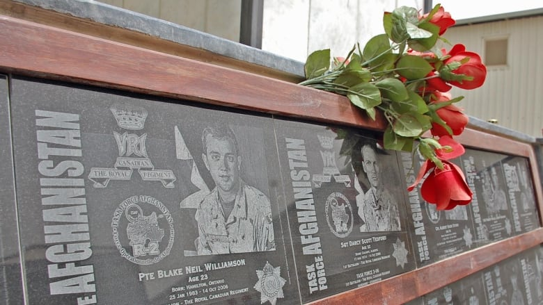 Families of fallen soldiers to attend 'highly emotional' re-dedication of Afghan cenotaph