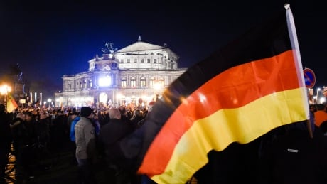 Germany Anti-Islam Protests