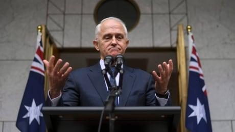 APTOPIX Australia Politics