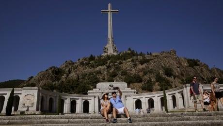 Spain Franco's Remains