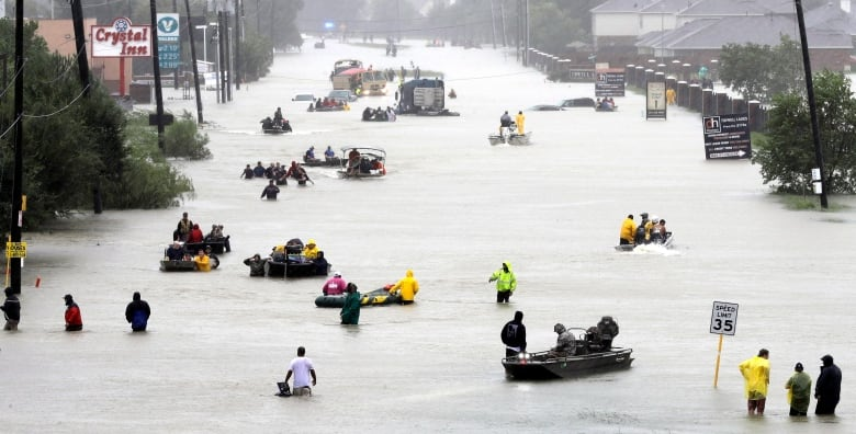 At Least 5 Dead from Hurricane Florence