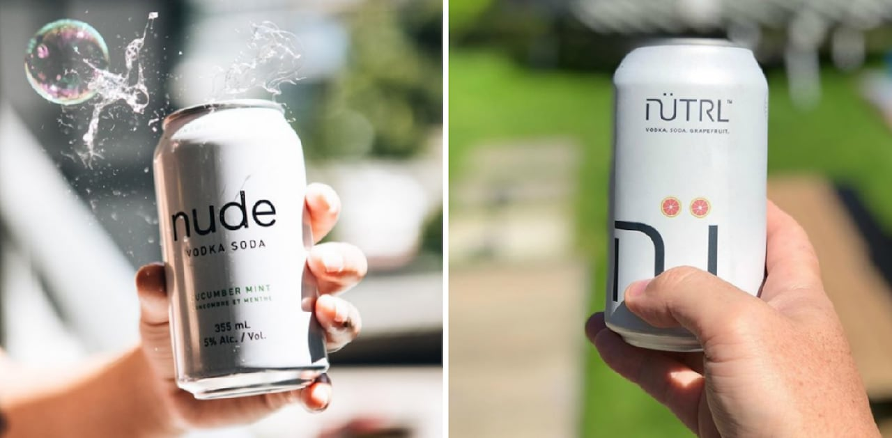 Vancouver can't get enough of canned vodka-soda | CBC News