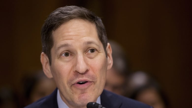 Former CDC head Tom Frieden charged with forcibly touching woman