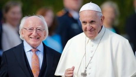 Ireland Pope