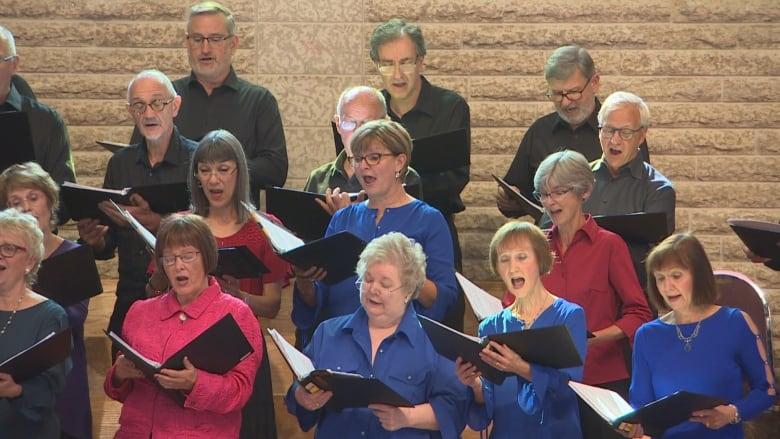 It just felt right': Hymn Sing alumni perform at Winnipeg
