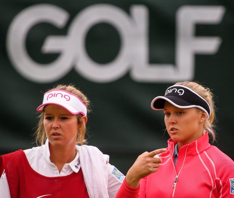 When Brooke Henderson first played in the Canadian Open