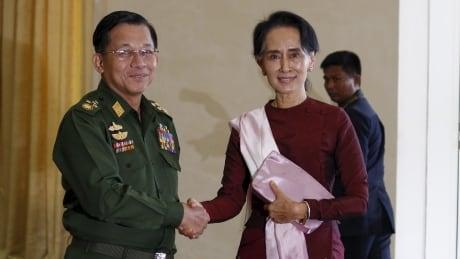 MPs unanimously pass motion to revoke Aung San Suu Kyi's honorary citizenship thumbnail