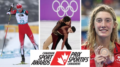 Arendz, Virtue & Moir and Ruck up for Performance of the Year