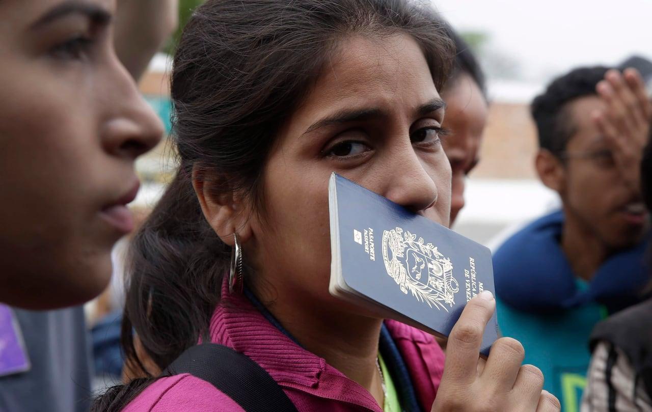 Brazil sends army to border as Venezuelans flee crisis at home | CBC