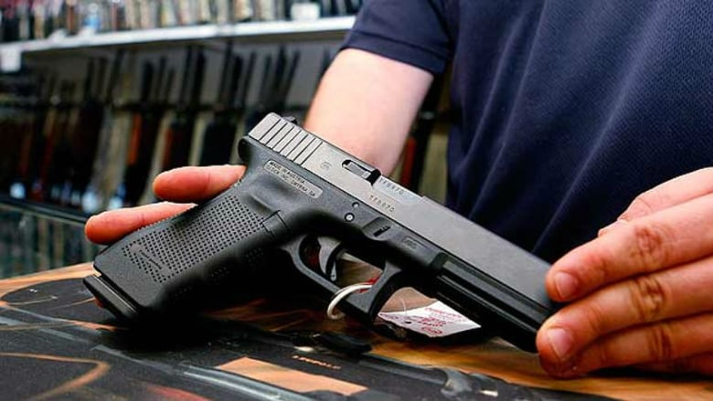 Canada gun facts: Here are the latest stats on firearm deaths