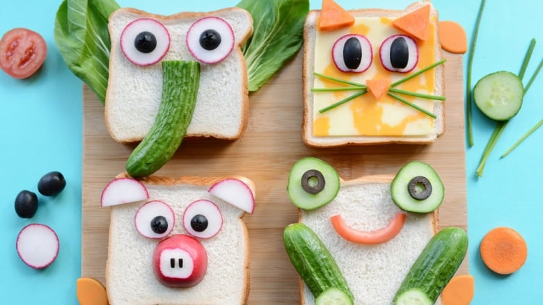 Easy Back To School Food Art Ideas For Your Kids Lunches Cbc Life