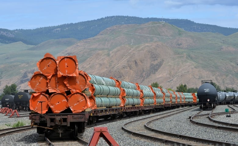Oilpatch stays home from B.C. conference after Whistler mayor calls for climate-change compensation kinder morgan trans mountain expansion project