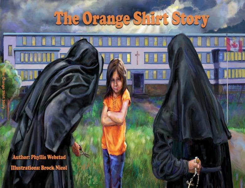 Orange Shirt Day founder writes children's book about