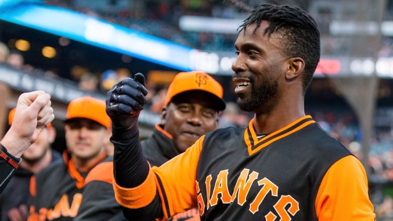 reputable site 1c83d 3434a Yankees acquire 5-time all-star Andrew McCutchen | CBC Sports