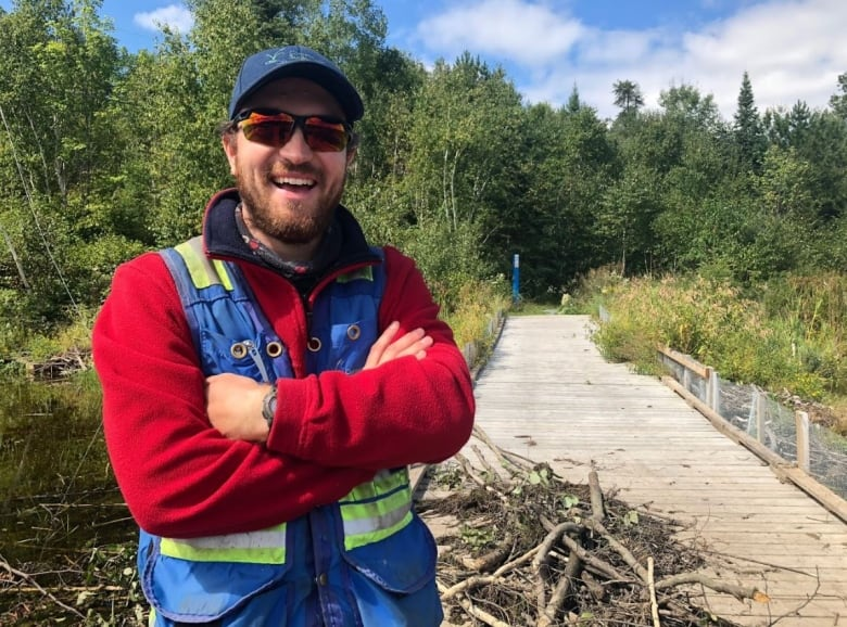 The battle between a Sudbury conservation group and a busy beaver