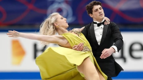 Canada's Gilles and Poirier score win at Nebelhorn Trophy