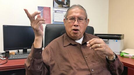 Chief Roy Fabian