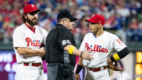 MLB decides pitchers can have 'cheat sheets' on mound