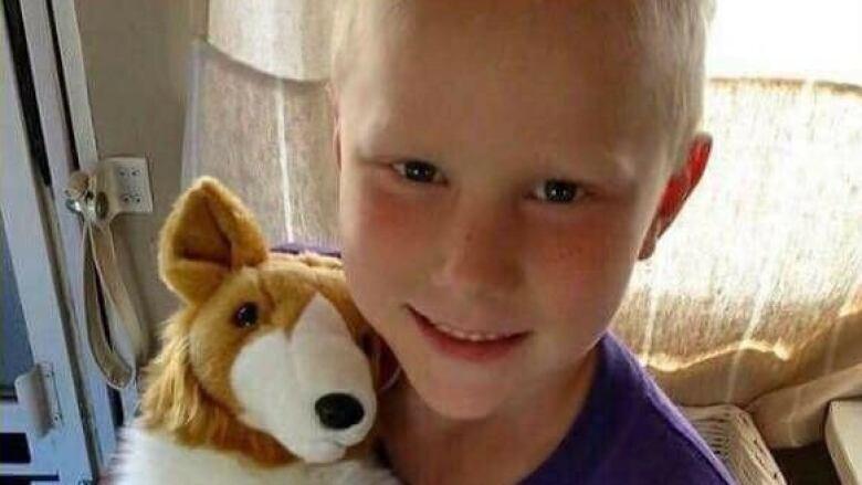 Body of missing 7-year-old Greagan Geldenhuys found on Sask  beach
