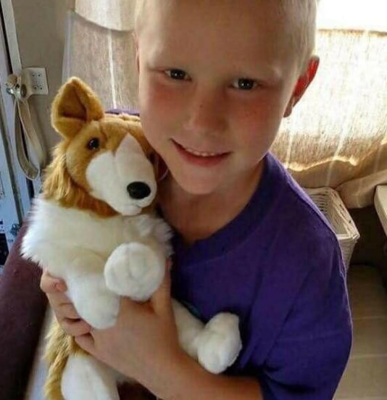 Family of 7-year-old Greagan Geldenhuys issues statement after boy's