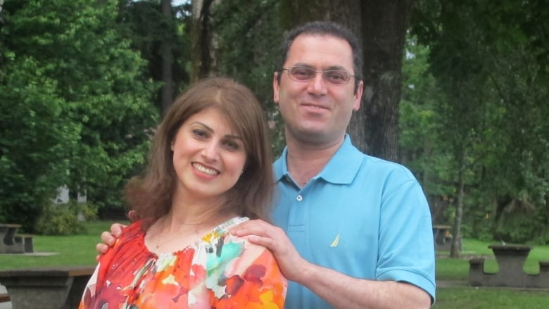 Iranian woman says she's trapped in her marriage, 3 years