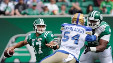 FBO CFL Blue Bombers Roughriders 20180902