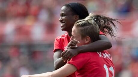 Nichelle Prince scores lone goal in Canada's friendly win over Brazil