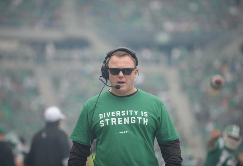 Chris Jones became the Riders head coach back in December of 2015. (THE  CANADIAN PRESS) 27c907d7a