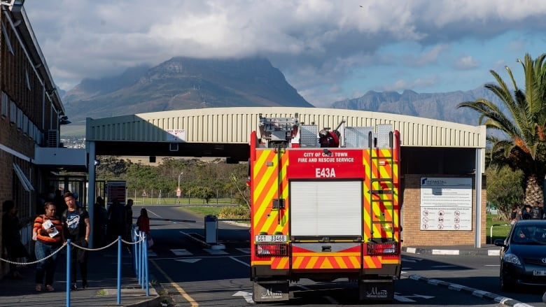 Eight dead, two rescued after explosion at Denel factory in Somerset West