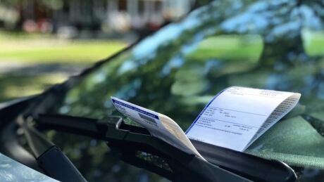 parking ticket quebec