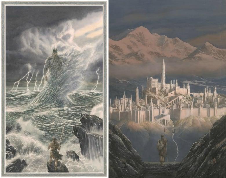 Lord of the Rings illu...