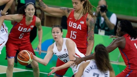 After 'crappy years,' veteran Gaucher enjoying Canada's resurgence in women's basketball