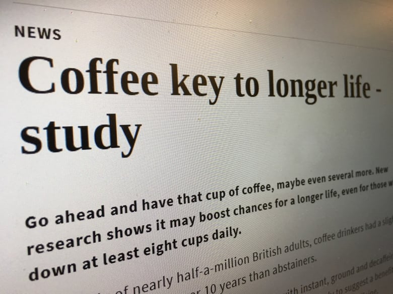 Another study shows coffee may boost longevity — even ...