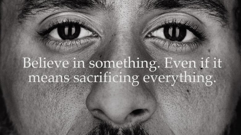 New Update On How Nike's Stock Is Doing After Colin Kaepernick Endorsement