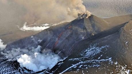 Mount Veniaminof